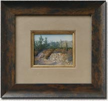 Southwest Miniature Pastel